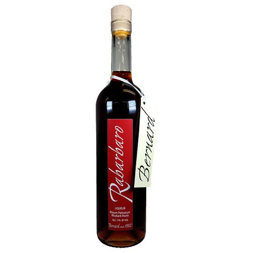 Bernard Rabarbaro (Rhubarb) Root Liqueur