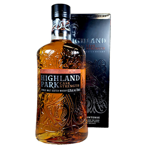 Highland Park Cask Strength Single Malt Scotch Whisky