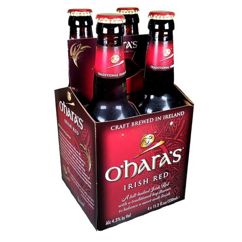 O'Hara's Irish Red 4-Pack