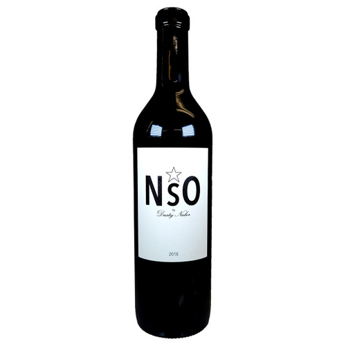 NSO by Dusty Nabor 2018 Cabernet Sauvignon