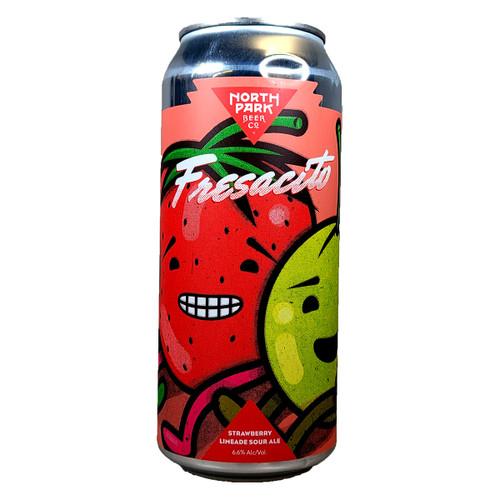 North Park Fresacito Strawberry Limeade Sour Ale Can