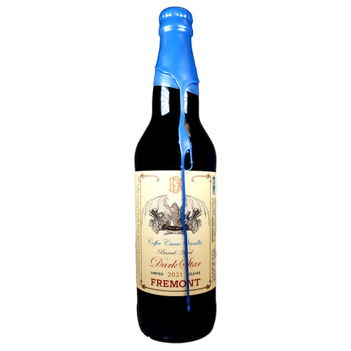 Fremont Barrel Aged Dark Star Coffee Cacao Vanilla Imperial Stout 2021