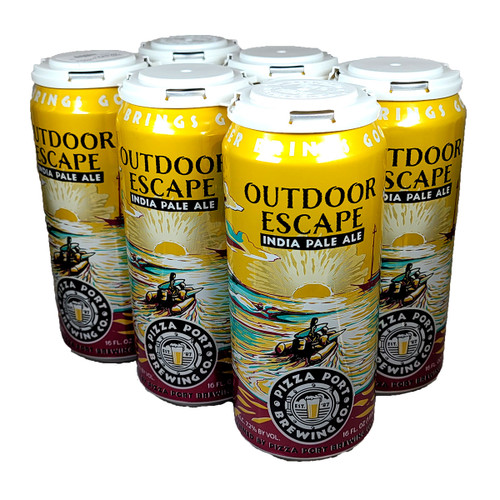 Pizza Port Outdoor Escape IPA 6-Pack Can