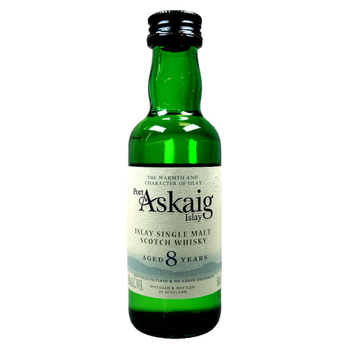 Port Askaig 8 Year Islay Single Malt Scotch Whisky 50ml