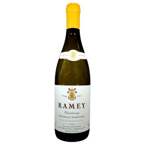 Ramey 2017 Rochioli Vineyard Chardonnay