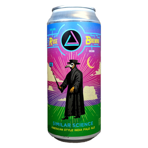 Ruse Similar Science American Style IPA Can