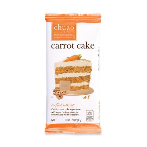 Chuao Chocolatier Carrot Cake 2.8oz