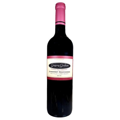Gregory Graham 2014 Crimson Hill Vineyard Cabernet Sauvignon