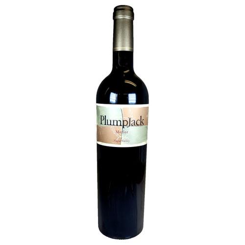 PlumpJack 2018 Napa Valley Merlot