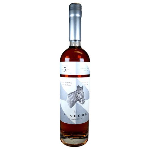 Pinhook Tiz Rye Time Whiskey 2021 Vertical Series