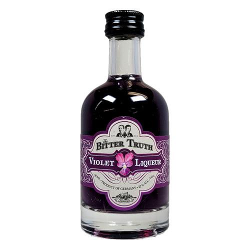 The Bitter Truth Violet Liqueur 50ml
