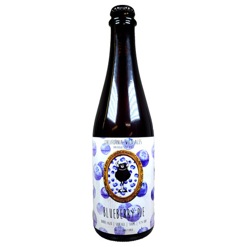 California Wild Ales Blueberry Pie Barrel-Aged Sour Ale
