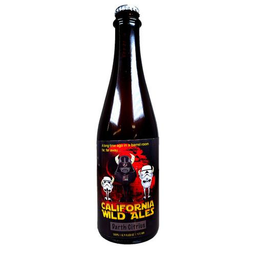 California Wild Ales Darth Citrius Barrel Aged American Wild Ale