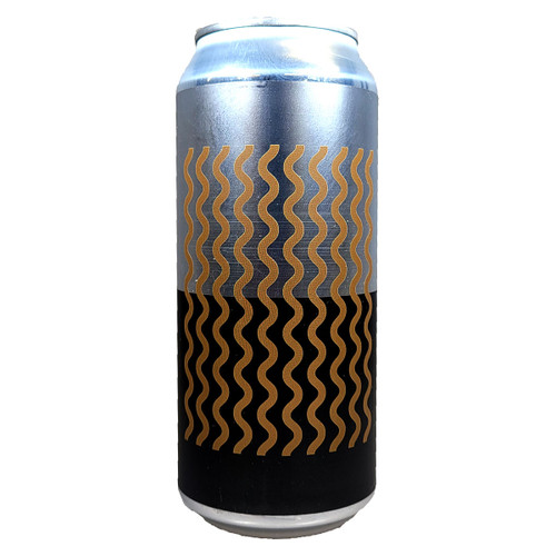 Stillwater Artisanal / Tired Hands Smoking Buddies Double Int'l Pale Ale Can