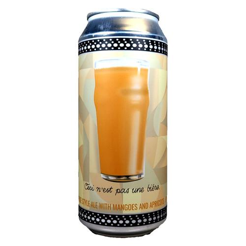 Short Throw The Treachery Of Fruit Gose Style Ale