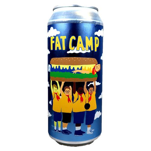 American Solera Fat Camp Imperial Milk Stout Can