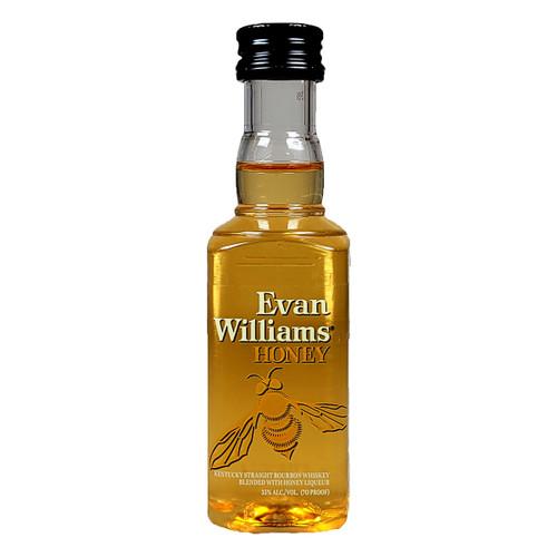 Evan Williams Honey Whiskey Liqueur 50ml