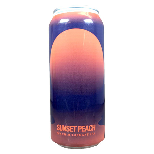 Ritual Sunset Peach Milkshake IPA Can