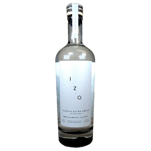 IZO Tequila Extra Anejo Cristalino
