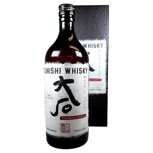 Ohishi Tokubetsu Reserve Japanese Whisky