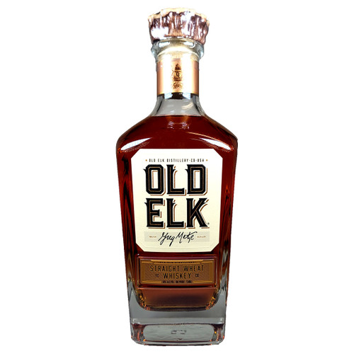 Old Elk Straight Wheat Whiskey 5 Year