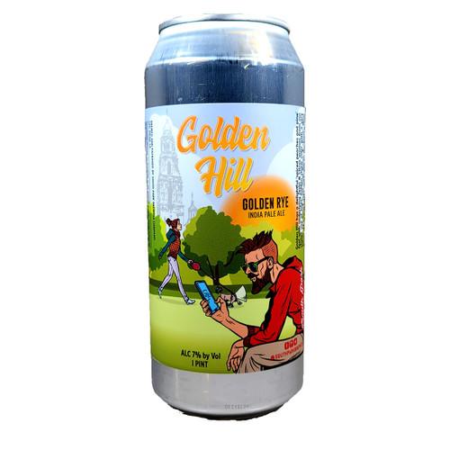 South Park Golden Hill Golden Rye IPA Can