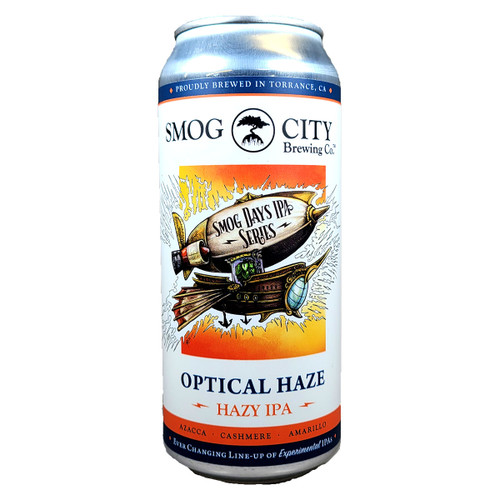 Smog City Optical Haze Hazy IPA Can