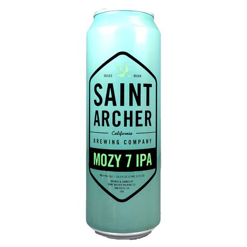 Saint Archer Mozy 7 IPA 19.2oz Can