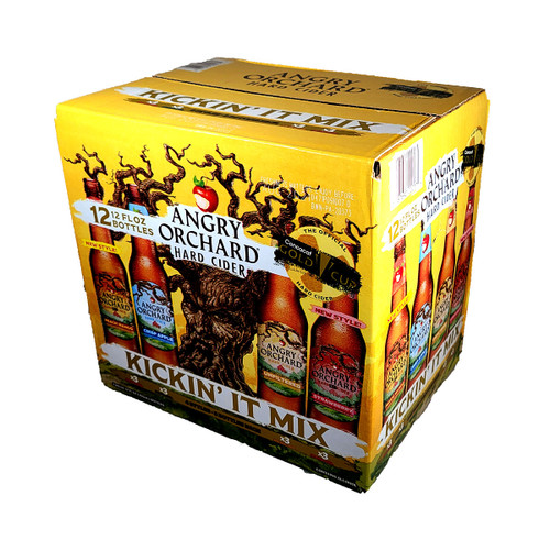 Angry Orchard Explorer 12-Pack