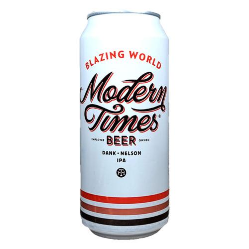 Modern Times Blazing World IPA Can