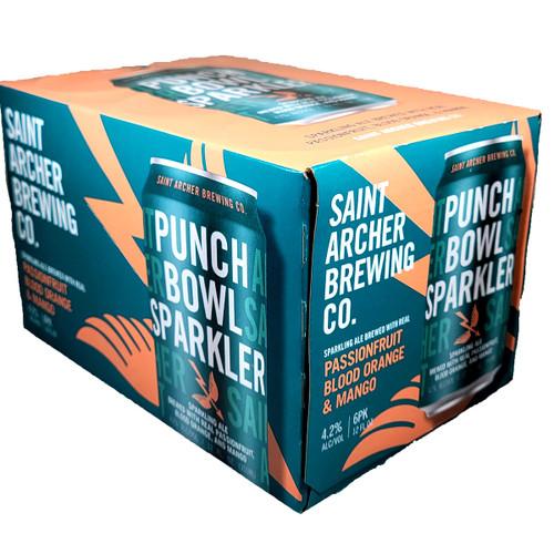 Saint Archer Punchbowl Sparkler Sparkling Ale 6-Pack Can