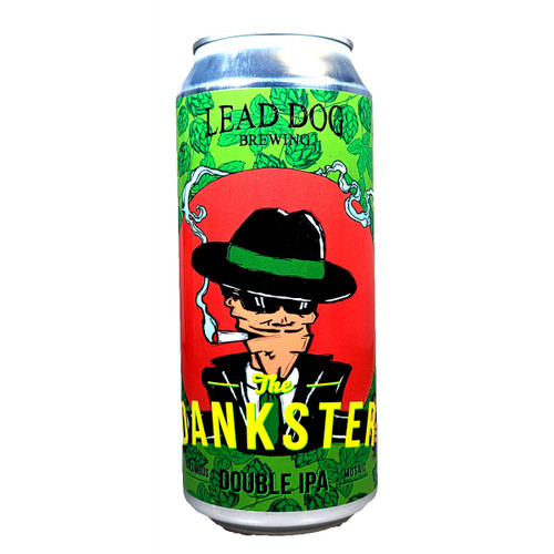 Lead Dog The Dankster Double IPA Can