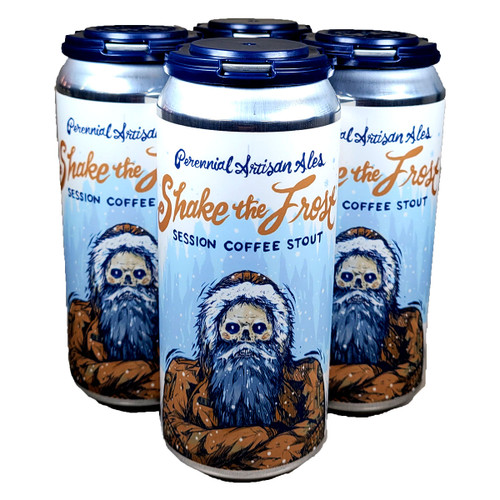 Perennial Shake The Frost Session Coffee Stout Can