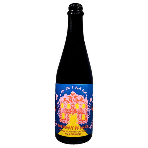 Grimm Memory Palace Imperial Stout