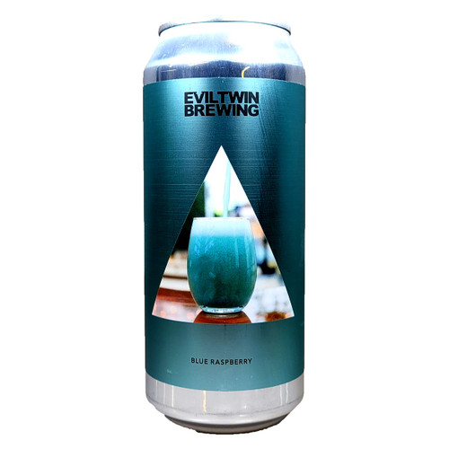 Evil Twin Blue Raspberry Sour IPA Can