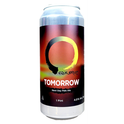 Equilibrium Tomorrow Next Day Pale Ale Can