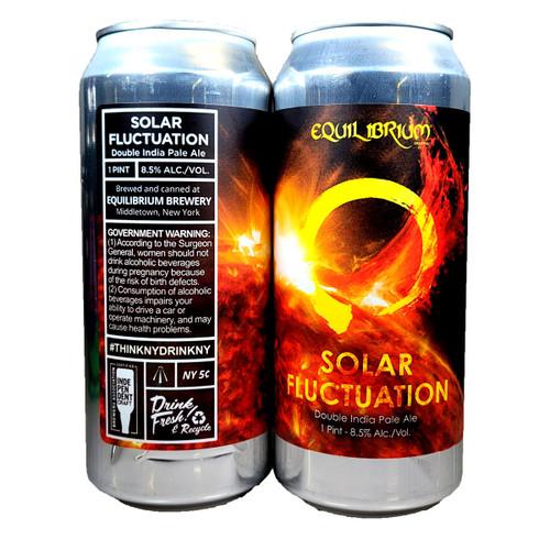 Equilibrium Solar Fluctutation Double IPA Can