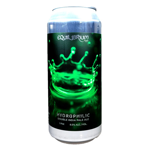Equilibrium Hydrophilic Double IPA Can
