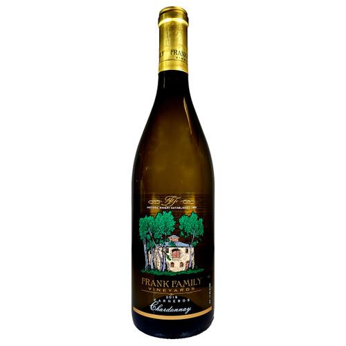 Frank Family 2019 Carneros Chardonnay, 750ml