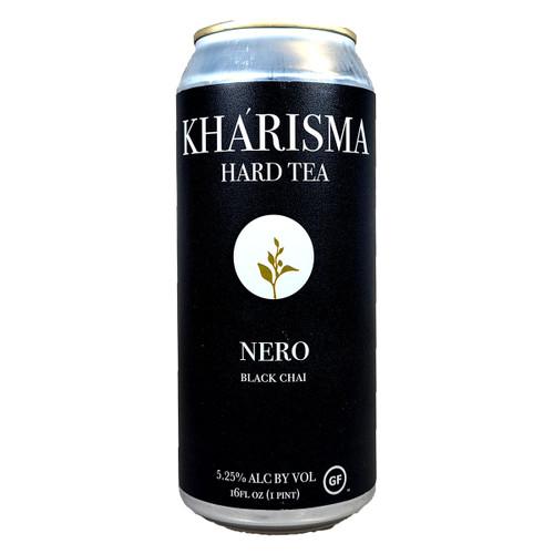 Kharisma Hard Tea Nero Black Chai Can