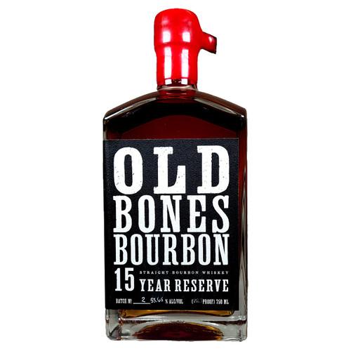 Old Bones 15 Year Reserve Straight Bourbon Whiskey