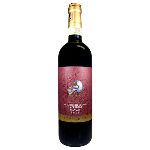 Grifalco 2015 Damaschito Aglianico del Vulture Superiore