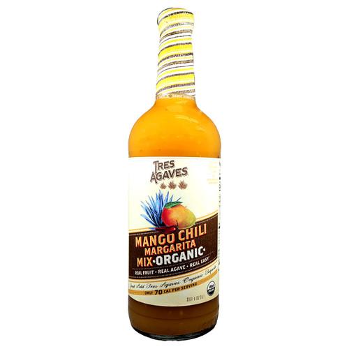 Tres Agaves Mango Chili Margarita Mix