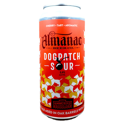 Almanace Dogpatch Sour with Cherries Can