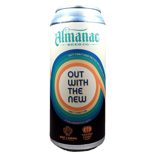 Almanac / Mast Landing Out With The New West Coast IPA Can