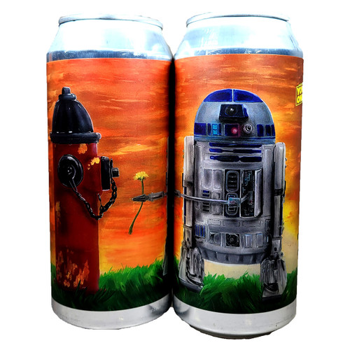 Mason Ale Works You're My Only Hope Imperial Pastry Stout Can
