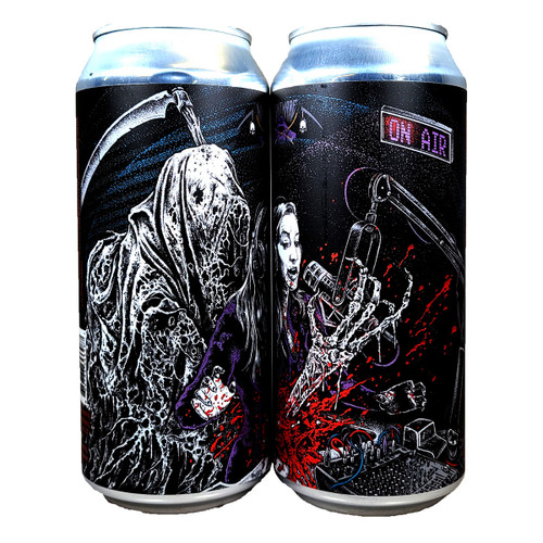 Nightmare Sororicide Imperial Stout Can