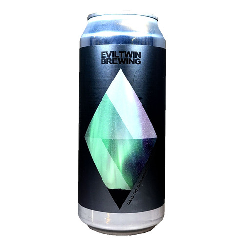 Evil Twin IPA Is The Dizziness Of Freedom Double Dry Hopped IPA Can