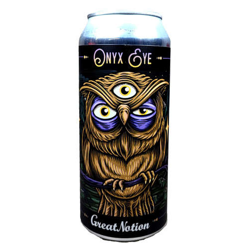 Great Notion Onyx Eye Tart Ale Can