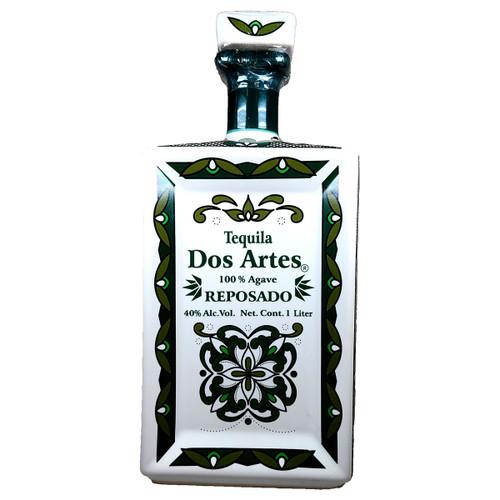 Dos Artes Tequila Reposado Tequila Ceramic 1.0l